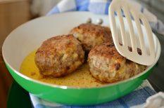 curry, darált hús, golyó, karfiol, pulyka