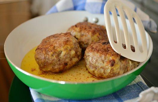 Pulykagolyó currys karfiollal, Kép: pixabay.com