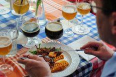 gasztronómia, prémium, sör, Sör mi több, szezonnyitó