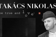 bemutató, dal, koncert, lélek, nagylemez, Takács Nikolas