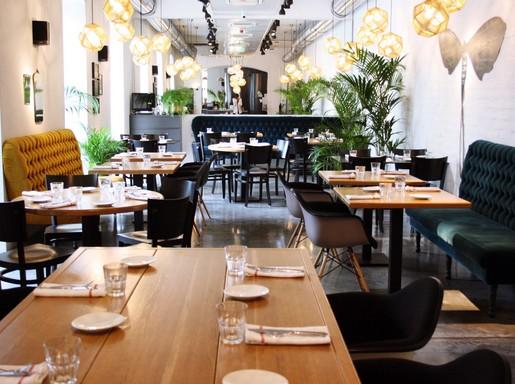Tiszavirág étterem, Szeged, Kép: Tiszavirág/ Holdvölgy