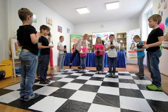 Sakkpalota az iskolára felkészítő program neve