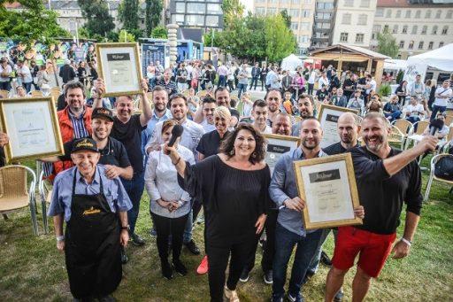 Átadták az első Gourmet-díjakat, Kép: sajtóanyag
