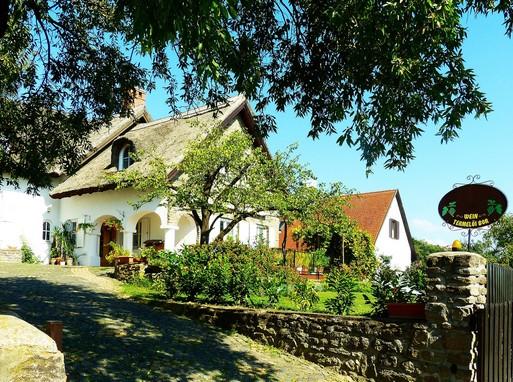 Balatoni házak, Kép: pixabay
