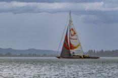 balaton, hajó, hajógyártás, Kékszalag vitorlásverseny, történet