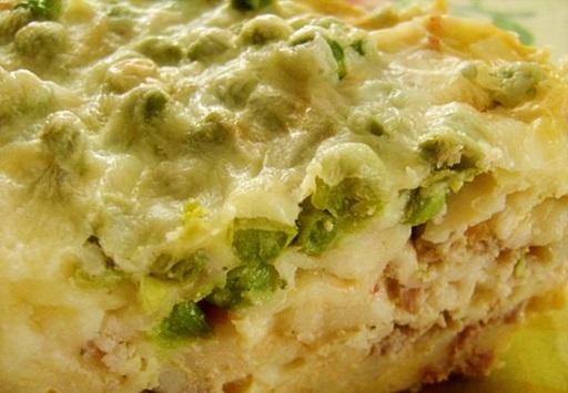 Húsos, borsós tészta, Kép: maxkonyhaja.hu