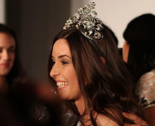 Kiss Gabriella fejére került a korona