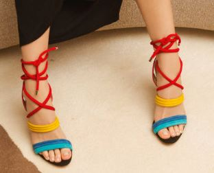 Nyári cipő, Kép: luisviaroma