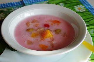 Nyári gyümölcskrémleves, Kép: maxkonyhaja.hu