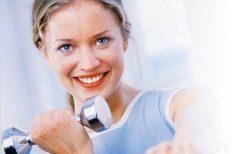 egészség, rendszeres edzés, súlyzó, Természetgyógyász Magazin, trénink