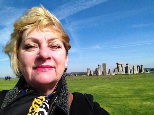 Stonehenges szelfilm