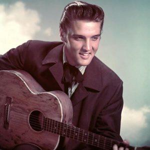 Elvis, a király Kép: facebook