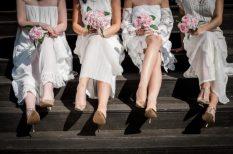 Debreczni Zita, divat, divatbloggerek, esküvő, menyasszony, ruhák, színek