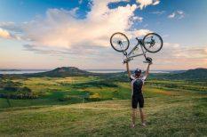 balaton, fotópályázat, kerékpár, verseny
