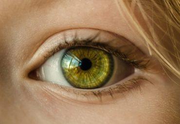 Zöld szem, Kép: Pixabay