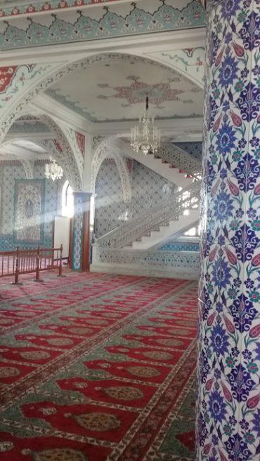 Manavgában a mecsetet se hagytuk ki