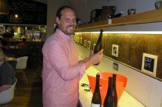 Balogh Zoltán gazda, bor, borkostoló, furmint, juhfark, Somló