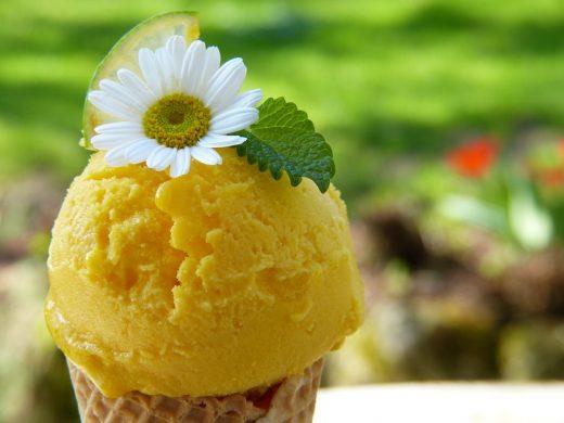 Citrom fagylalt, Kép: pixabay.com