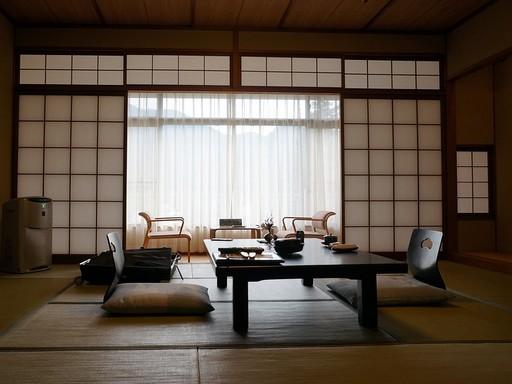 Japán szobabbelső, Kép: pixabay