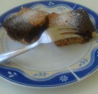kakaó, kevert süti, kevert tészta, kókusz, meggy, nyár