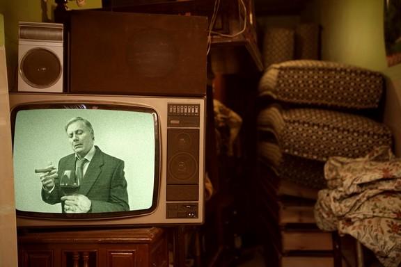 Régi televízió, Kép: sajtóanyag
