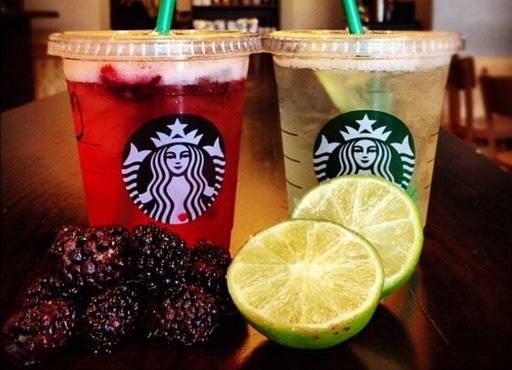 Refresha, Kép Starbucks
