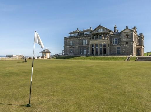 St Andrews, golfpálya, Kép: sajtóanyag