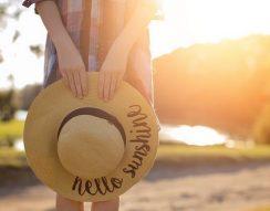 divat, elegancia, hátizsák, kalap, kiegészítő, nyár, praktikusság, szabadság