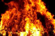 biztonság, homlokzat, szigetelés, tűz, veszély