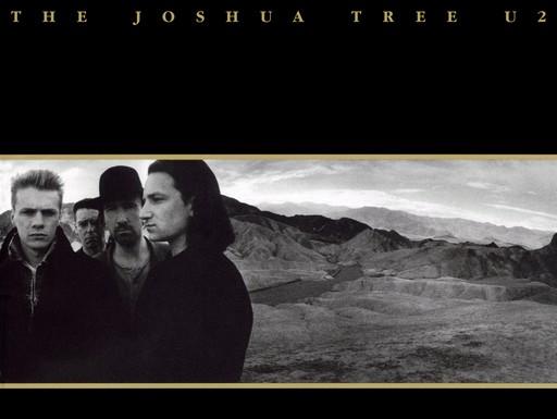 The Joshua Tree, U2-album borítója, Kép: staticflickr