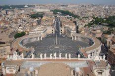 egyház, Ferenc pápa, öröm, panaszkodás, probléma