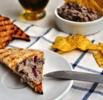 gyorsa vacsora, hal, halkrém, makréla, szardínia