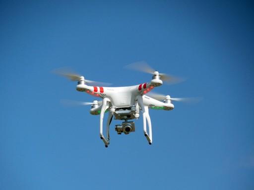 Drón, Kép: pixabay
