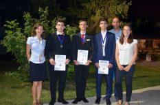 Belgrád, diákok, érmek, földrajz, Nemzetközi Földrajzi Olimpia, Pécs, verseny