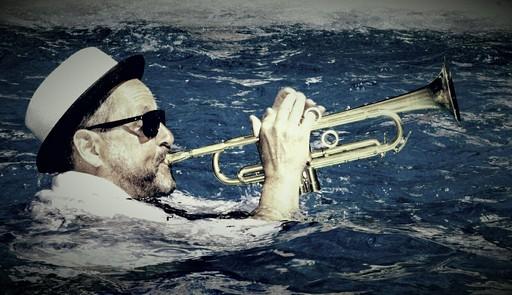 Jan Wouters holland trombitás, Kép: sajtóanyag