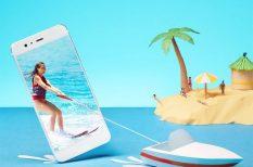 férfi, mobil, nő, nyár, szokások, telefonhasználat