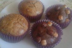 alma, fahéj mézeskalács fűszer, muffin