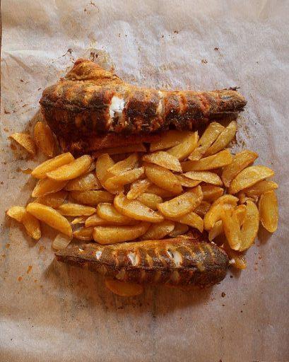 Sütőben sült hekk, Kép: Kandikó Judit
