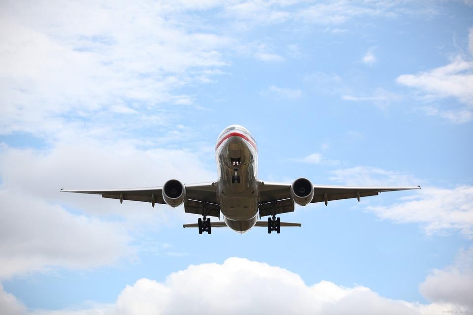 Utasszállító repülőgép, Kép: pixabay