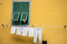 ágynemű, áztatás, mosás, mosószóda, nyár, öko, szódabikarbóna
