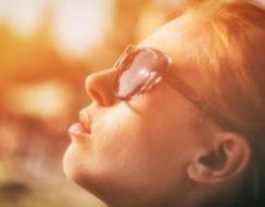 allergia, irritáció, napszemüveg, pollenek, szem, szemcsepp