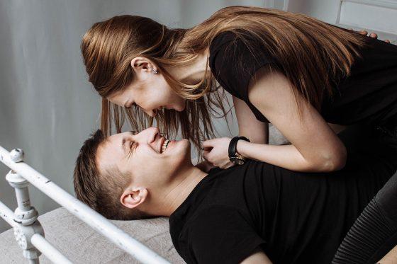 Egészségesnek és boldognak látszanak a többet szerelmeskedők Kép: Pixabay