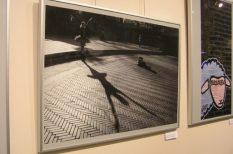 Előtér Galéria, fotográfus, kiállítás, Kispest, Mandur László, New York