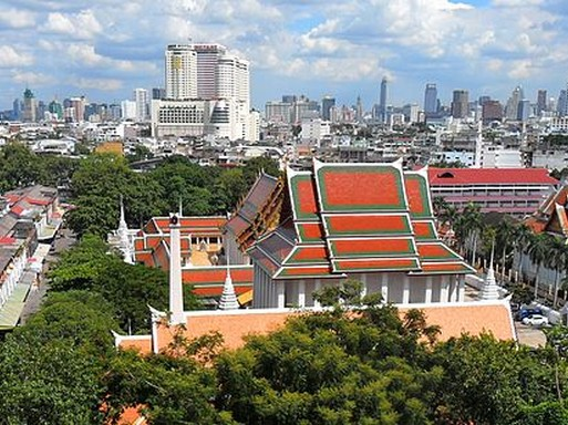 Bangkok, Kép: wikimedia