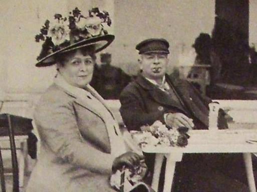 Blaha Lujza és Újházi Ede, Kép: wikimedia