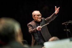 Cseh Nemzeti Szimfonikus Zenekar, Ennio Morricone, Kodály Kórus, koncert, turné, zeneszerző