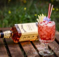 alma, indián nyár, koktél, whisky