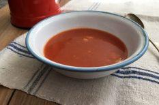 csipetke, leves, paradicsom