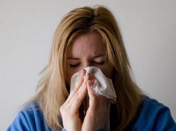 COPD-tünet, hurut, légszomj, megfázás
