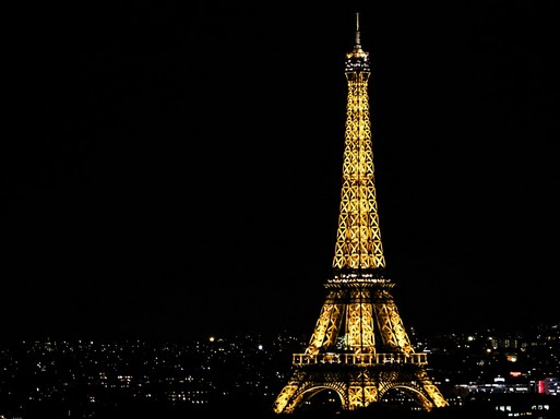 Párizs, Kép: pixabay